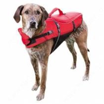 Спасательный жилет для собак Trixie, L, красно-черный