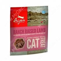 Сублимированное лакомство для кошек Orijen RANCH-RAISED LAMB, 45 г