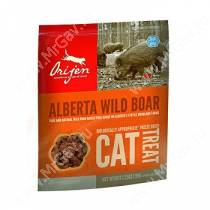 Сублимированное лакомство для кошек Orijen WILD BOAR, 45 г