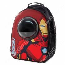 Сумка-рюкзак Triol Marvel Железный человек, 45 см*32 см*23 см