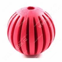 Танзанийский мяч JW Tanzanian Mountain Ball из каучука, средний, красный