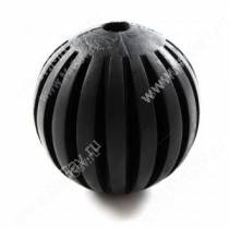 Танзанийский мяч JW Tanzanian Mountain Ball, маленький, черный