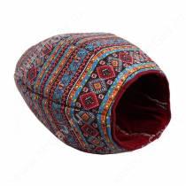 Тоннель для кошек, S, 44 см*28 см, орнамент
