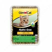 Травка для кошек достаточно одного полива GimPet Hy-Gras, 150 г