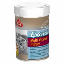 Витамины 8in1 Excel Multi Vitamin Puppy, 100 шт.