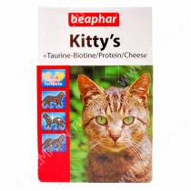 Витамины Beaphar Kitty's микс, 180 шт.