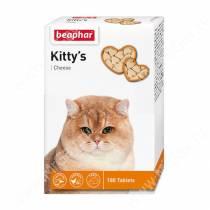 Витамины Beaphar Kitty's сыр