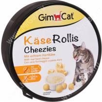 Витамины для кошек GimCat Kase-Rollis сырные ролики, 200 г