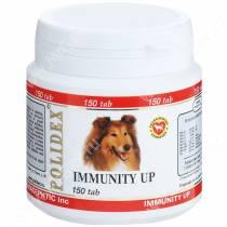 Витамины Polidex Immunity Up (Иммунити Ап) для собак, 150 шт.