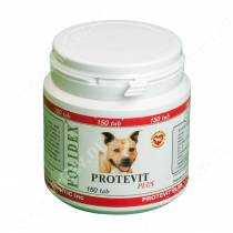 Витамины Polidex Protevit plus (Протевит плюс) для собак