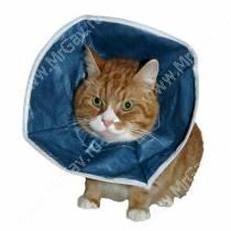Защитный воротник Kruuse для кошек и маленьких собак