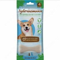 Зубочистики Кальциевые для собак средних пород, 4 шт.*90 г