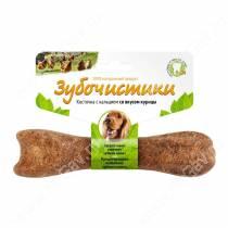 Зубочистики Косточка со вкусом курицы для собак средних пород, 95 г