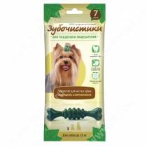 Зубочистики Мятные для собак мелких пород, 7 шт.*60 г