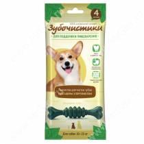 Зубочистики Мятные для собак средних пород, 4 шт.*70 г