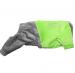 Спортивный костюм из велюра OSSO, 25 см, зеленый